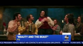 Gaston – Beauty And The Beast 【GMA Promote】