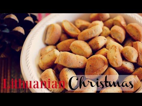 Yeast-Free Kūčiukai Recipe - A Sourdough Version of a Traditional Lithuanian Christmas Snack