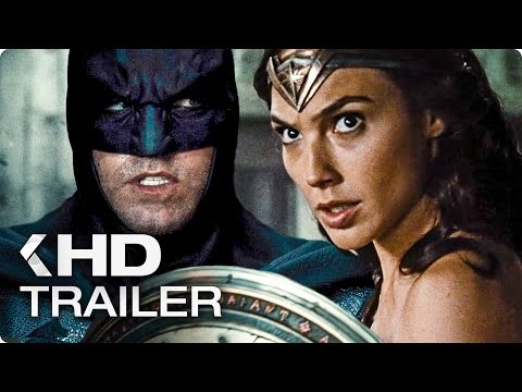 трейлер 2017 - JUSTICE LEAGUE Trailer (2017)