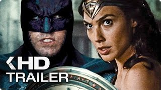 JUSTICE LEAGUE Trailer (2017)