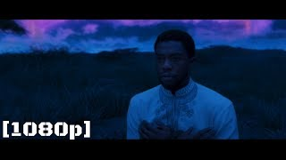 T'Challa goes to the Ancestral Plane | Black Panther (2018) with (ENG, MALAY sub)