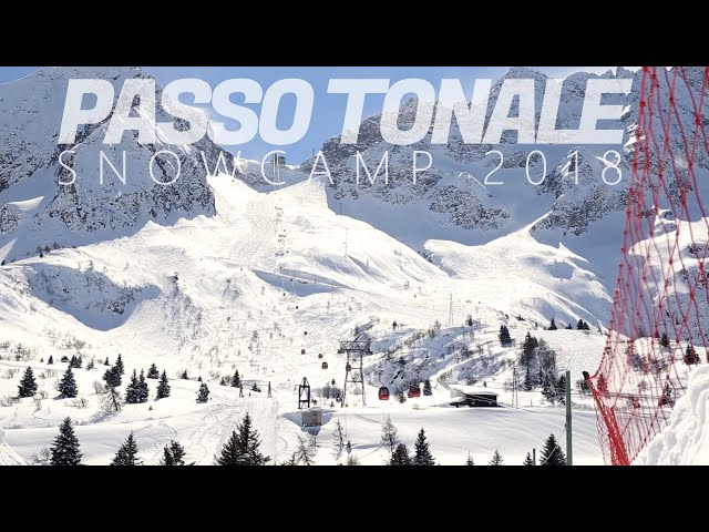 SNOWBOARD w PASSO TONALE / VLOG 1