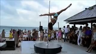 pole dance_ Танец на шесте
