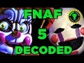 Game Theory: Fnaf Sister Location Decoded! (fnaf 5) video