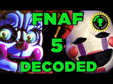 Game Theory: FNAF Sister Location DECODED! FNAF 5