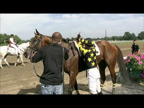 video thumbnail for MONMOUTH PARK 08-02-20 RACE 8