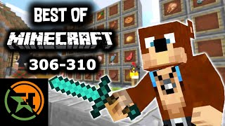 The Very Best of Minecraft | 306-310 | AH | Achievement Hunter