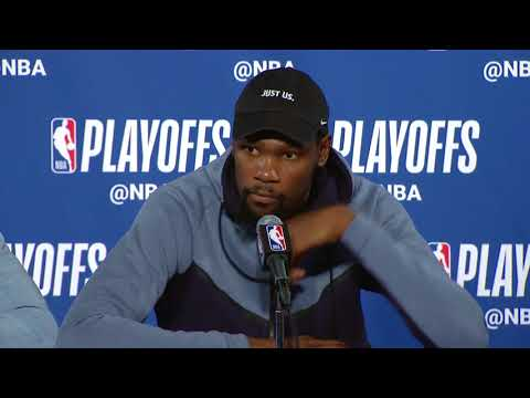 Draymond & Kevin Durant Postgame Interview | Warriors vs Spurs - Game 5 | 2018 NBA Playoffs