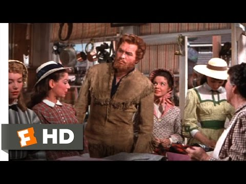 Seven Brides for Seven Brothers 110 Movie CLIP  Looking for a Wife 1954 HD