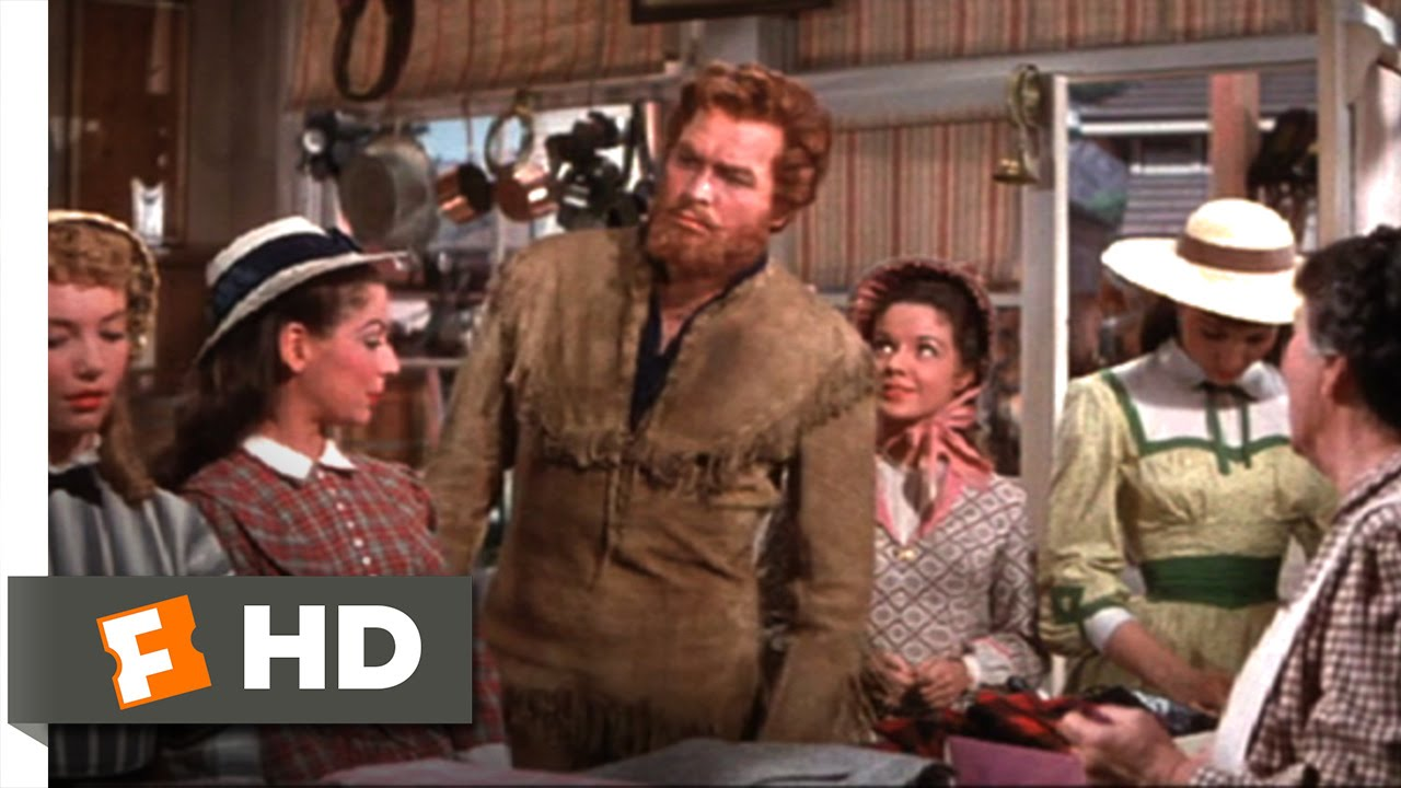 Download Seven Brides for Seven Brothers (1/10) Movie CLIP - Looking for a Wife (1954) HD