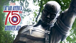 Captain America comes home to Brooklyn!