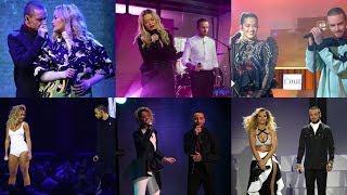 Liam Payne, Rita Ora - For You (Live Performances Compilation)