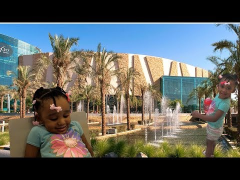 FUN AT 360 MALL | LIVING IN KUWAIT
