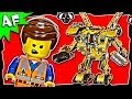 Lego Movie Emmet S Constructo Mech 70814 Stop Motion