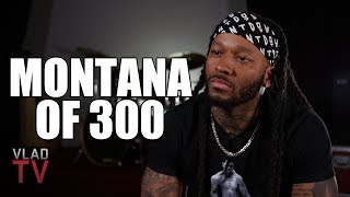 """Montana of 300 on Calling Rappers Wearing Chokers """"Gay Slaves"""" (Part 6)"""