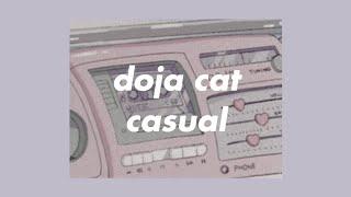 doja cat - casual (lyrics) cмотреть видео онлайн бесплатно в высоком качестве - HDVIDEO