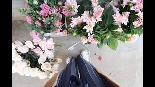 Petal Driven Flower Delivery   Unboxing & Preparing Your Flowers