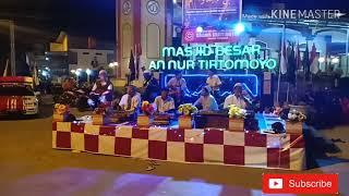 Download lagu YANG BIKIN MERINDING TAKBIR MASJID BESAR ANNUR TIRTOMOYO WONOGIRI viral MP3