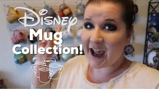 My Disney Mug Collection!