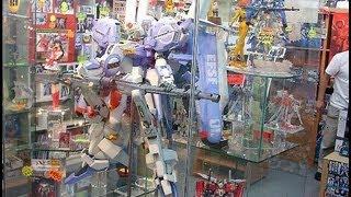 G System Gunpla resin kits (new G) Gundam shops of Hong Kong 2012 - Part 2