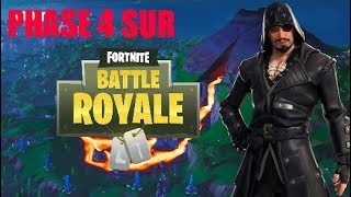 I've UNLOCKED THE STEP 4 OF THE SKIN COEUR NOIR ON FORTNITE Darmine