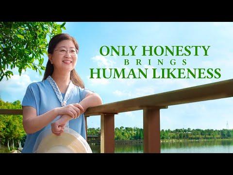"Christian Testimony Video | ""Only Honesty Brings Human Likeness"""
