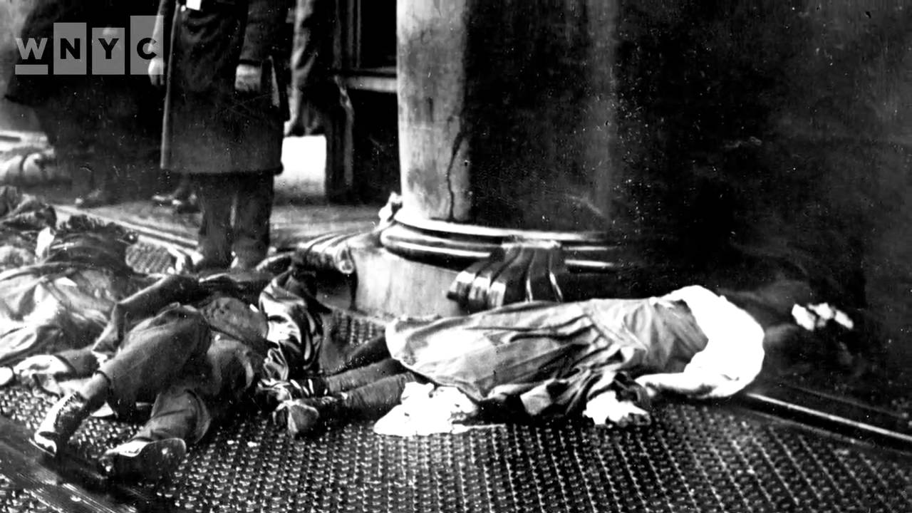 Triangle Shirtwaist Factory Fire Memorial