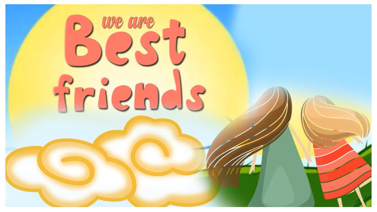 Awesome free animated friendship day greetings or wishes videos awesome free animated friendship day greetings or wishes videos create free online with your names kristyandbryce Images