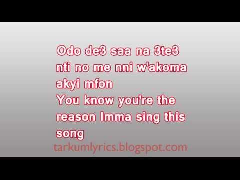 Joey B - U x Me lyric video