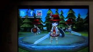 Castle Master 3D on Samsung Galaxy Y