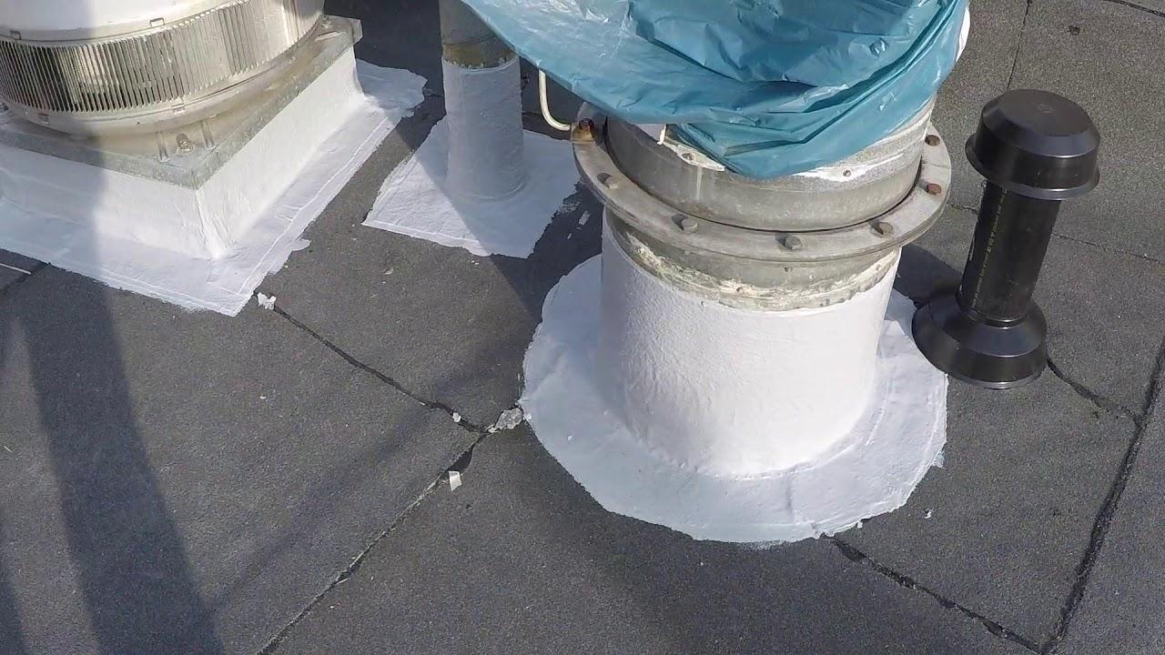 maxresdefault GHS Uwe Limpert - Gebäudehüllensanierung - VideoBlog - Flüssigkunststoff – Wunderwaffe gegen Wasserschäden