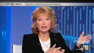 Otto e mezzo - Grasso leader degli anti-Renzi? (Puntata 27/10/2017)
