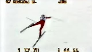 Crash only - Kitzbühel 1981