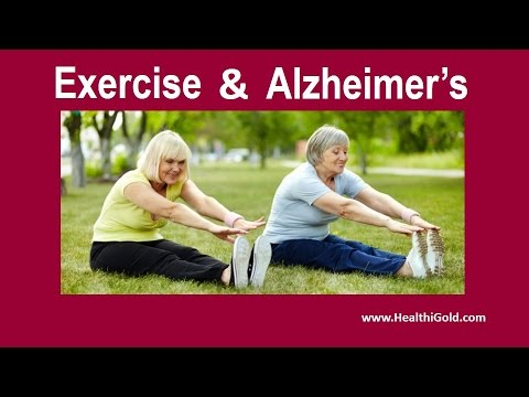 Exercise | Preventing Alzheimers | Memory Loss Disease