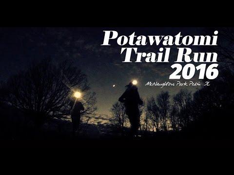 Potawatomi UltraTrail Run 2016