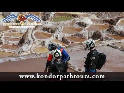 Moray and The Inca Salt Mines Tour by Bike in Cusco Peru 1 Day Outdoor Activities