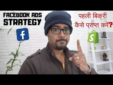 Facebook Ads Testing Strategy For Shopify Dropshipping In 2019 (Hindi) thumbnail