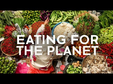 Eating for the Planet