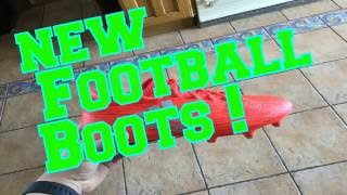 Unboxing  Addidas Sock FootBall Boots! *Addidas 16.3 FootBall Boots!* Fotball Boots!