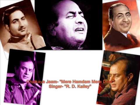 "Chalkaaye Jaam - ""Mere Humdam Mere Dost"""