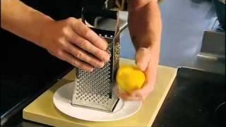 How To Zest A Lemon By Gordon Ramsay.m4v