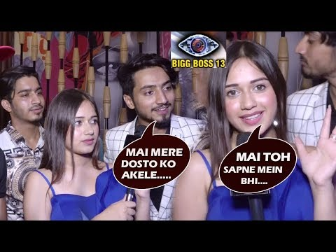 Jannat Zubair & Mr. Faisu Comment On Bigg Boss 13, Team 07 Wants Faisu To Participate As Contestant