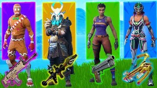"the ""RANDOM"" Skin! in Fortnite!"
