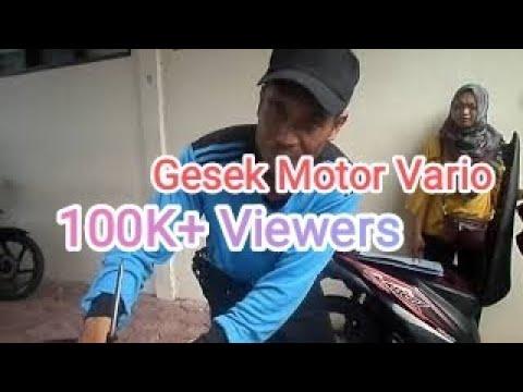 Tutorial Gesek Nomor Mesin Rangka Vario 125 Pajak Motor 5