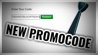 [NEW] BLACK FRIDAY PROMO CODE! | ROBLOX
