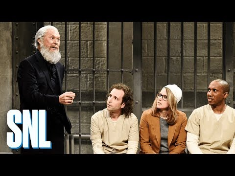 Jail Cell Cold Open - SNL
