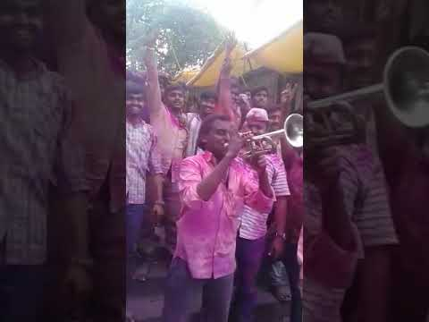 IPL special music in pipani...ipl fever