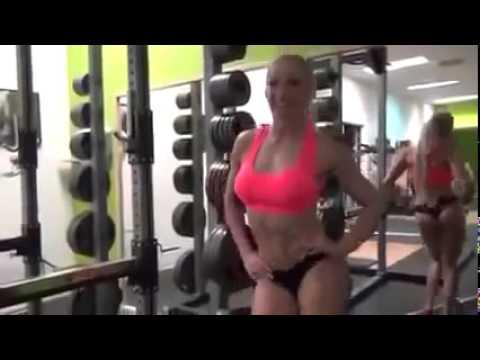 Женский бодибилдинг и фитнес, мотивация
