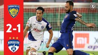 Hero ISL 2018-19 | Chennaiyin FC 2-1 Bengaluru FC | Highlights