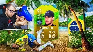 NEYMAR WTURLAŁ SIĘ DO SKŁADU NA FUT CHAMPIONS! POTĘŻNY WALKOUT! | FIFA 19